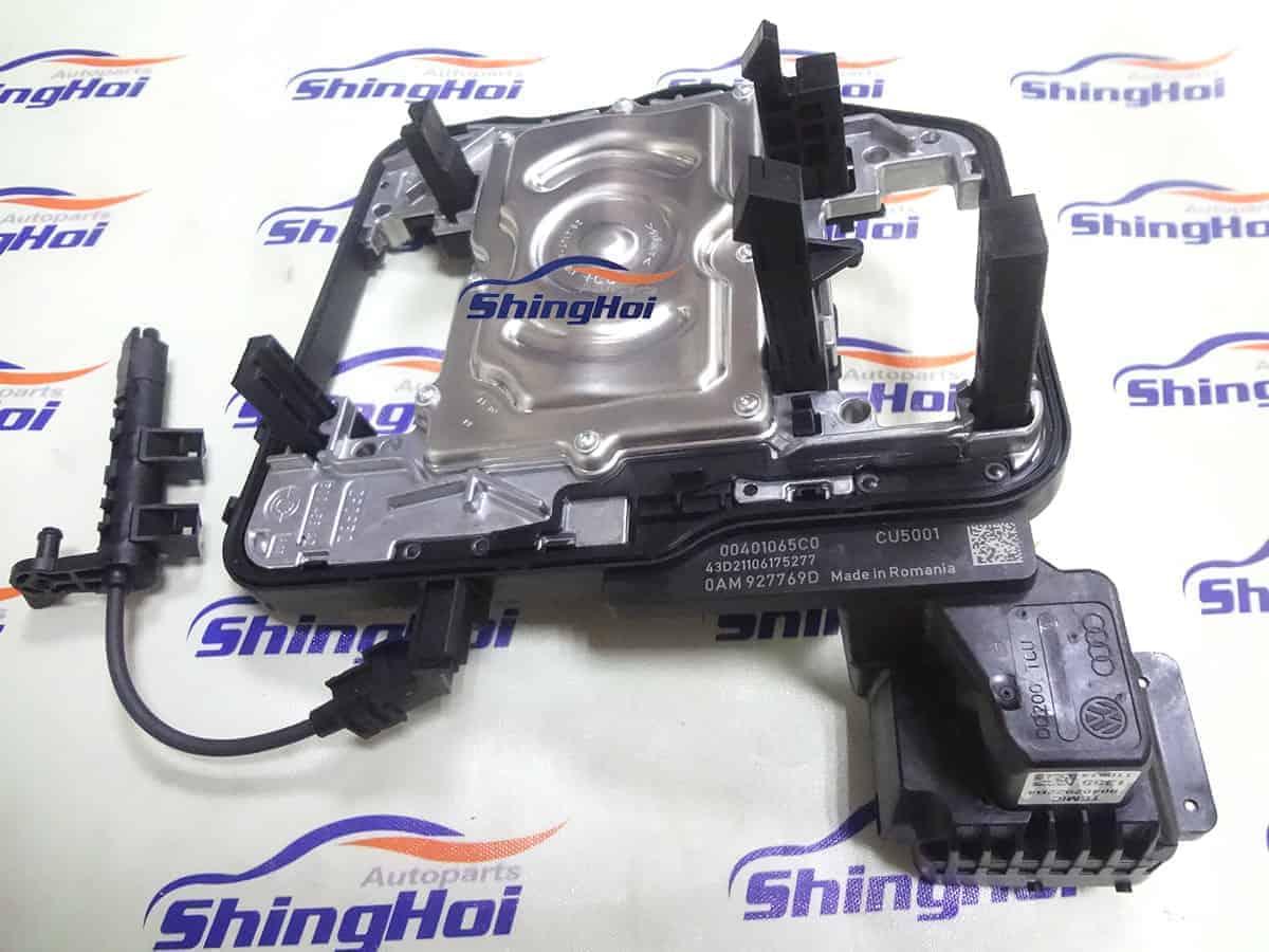 New 0AM927769D DQ200 0AM 7DSG Transmission Control Module TCU for  VOLKSWAGEN AUDI - Sheng Hai Auto Parts Co , LTD