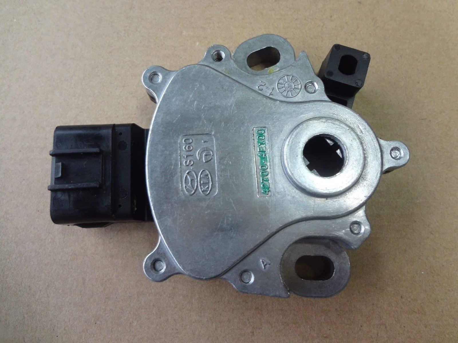 Genesis Auto Parts 427004e100 Neutral Safety Switch For Hyundai Genesis Coupe Lambda