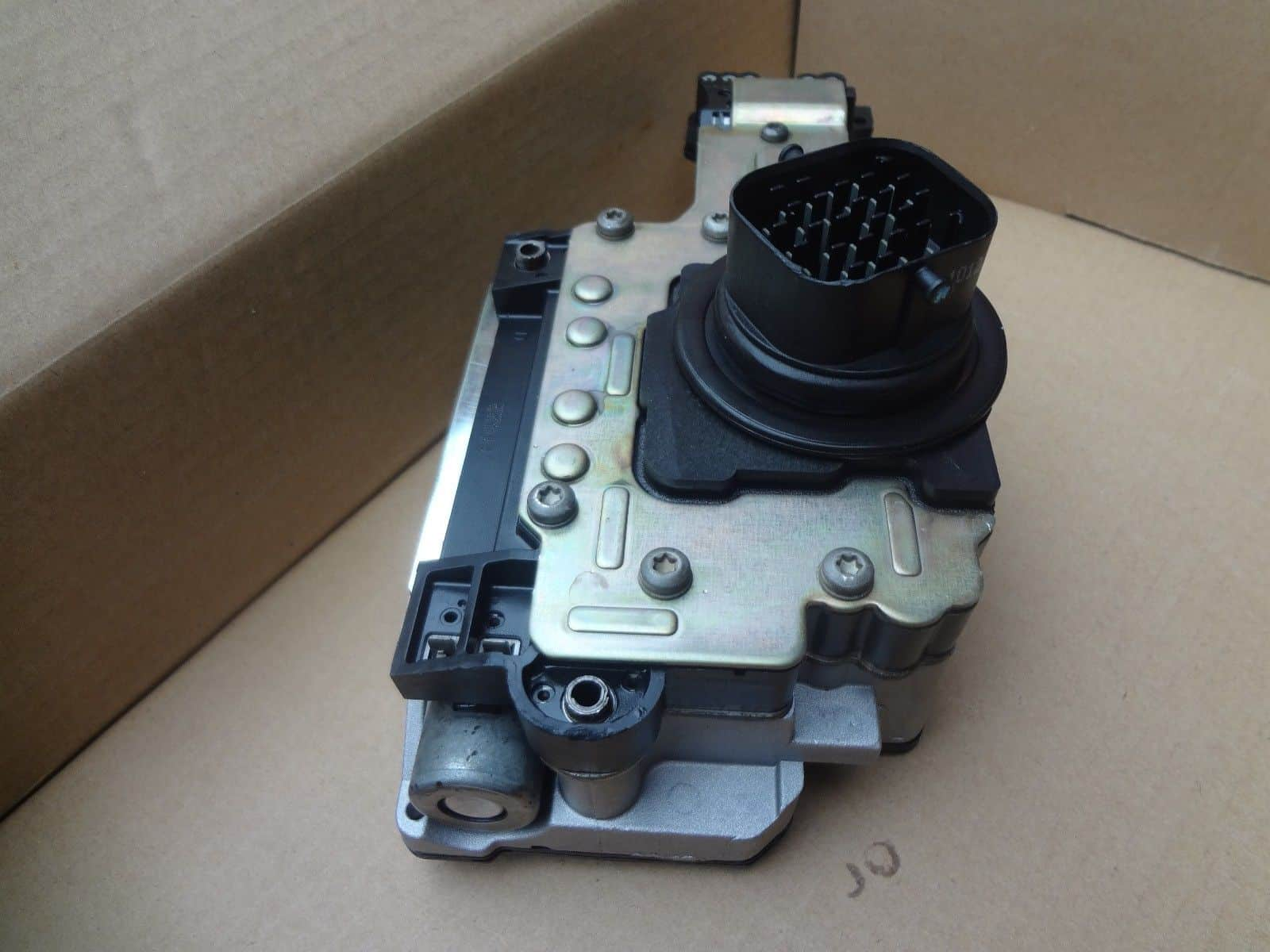 Black Plug Rebuild 45RFE 545RFE 68RFE Transmission Shift ...