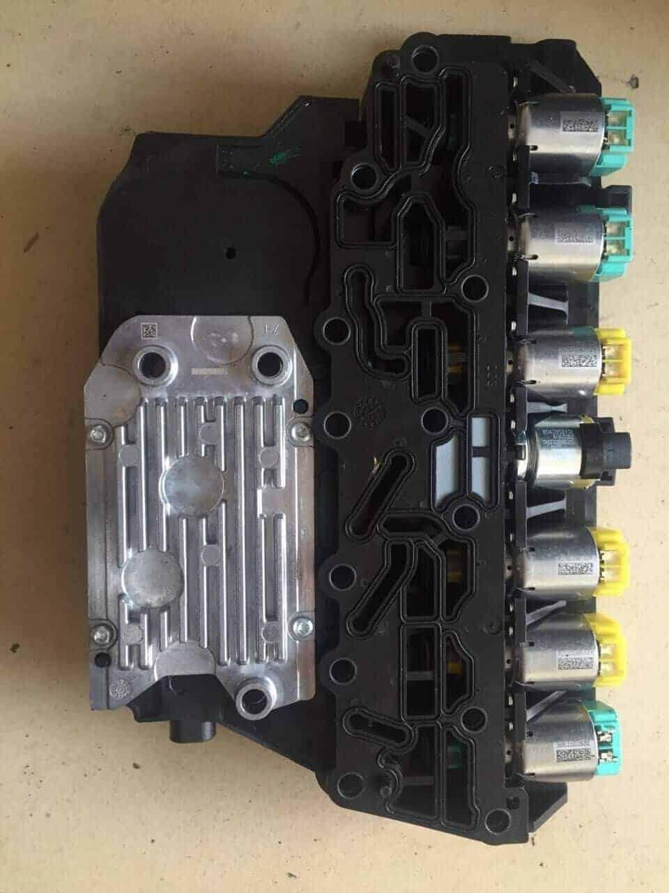 6T30 6T45 6T45E 6T40 Control Module Color Solenoids with ...