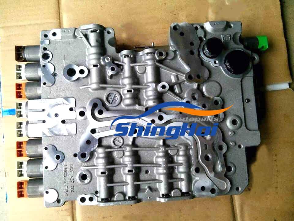 AL4 DPO 2570E2 2570E3 Transmission Gearbox Valve Body for