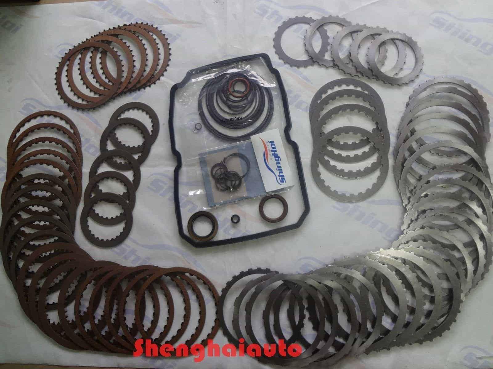 5l40e transmission rebuild cost