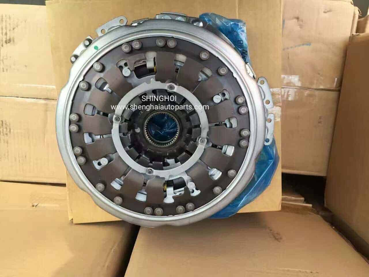 Am Autoparts Reviews >> 602000100 DQ200 DSG 0AM Clutch Kit Set For VW AUDI SKODA ...