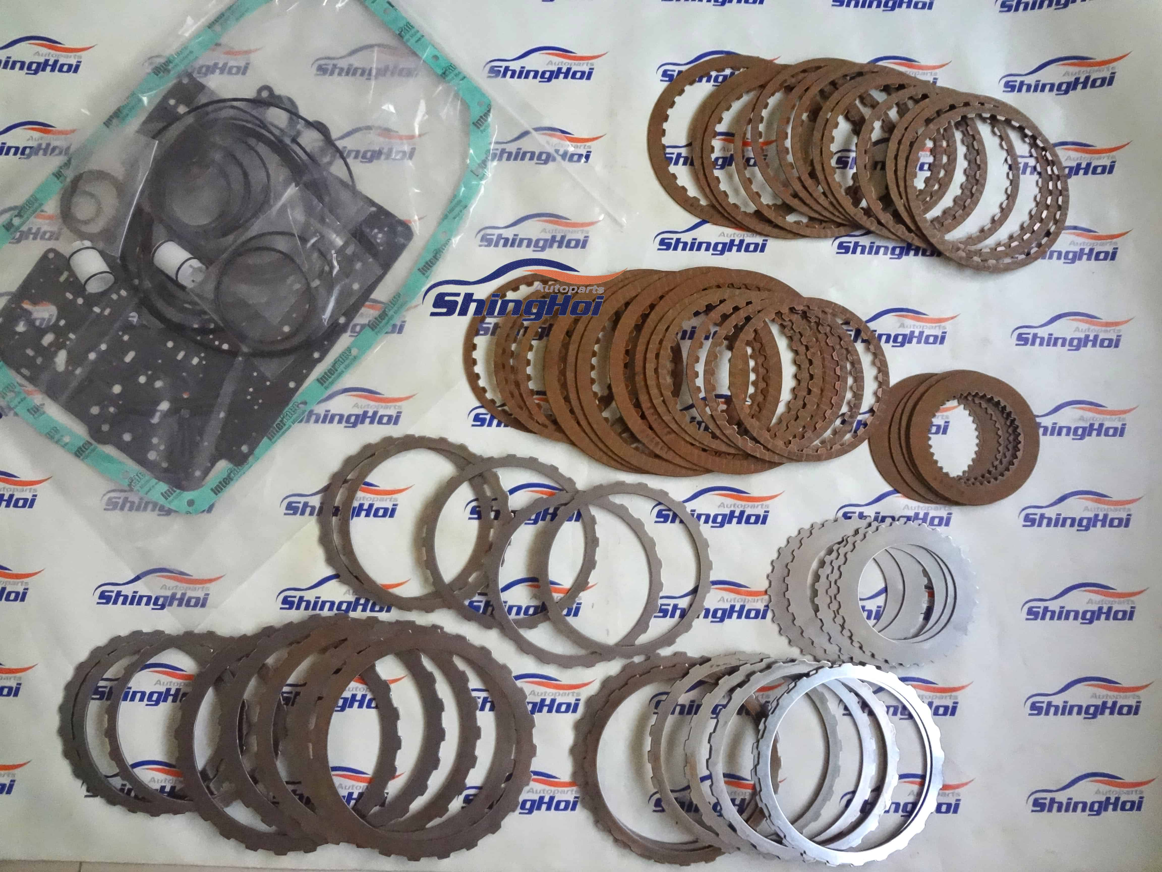 ZF 5HP19 A5S325Z Transmission Master Rebuild Kit Overhaul for BMW Gearbox