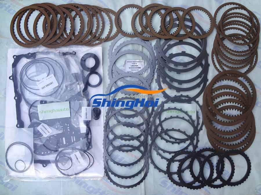 09D TR60SN Transmission Master Rebuild Kit for Audi Volkswagen - Sheng Hai  Auto Parts Co , LTD