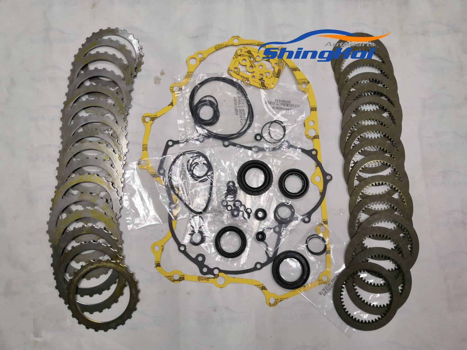 1998 honda accord manual transmission rebuild kit