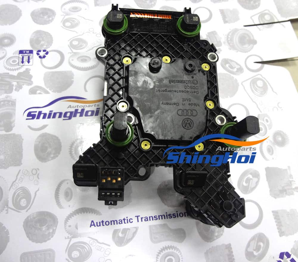 0BH DQ500 Valve Body 7-Speed For SCIROCCO TIGUAN TRANSPORTER