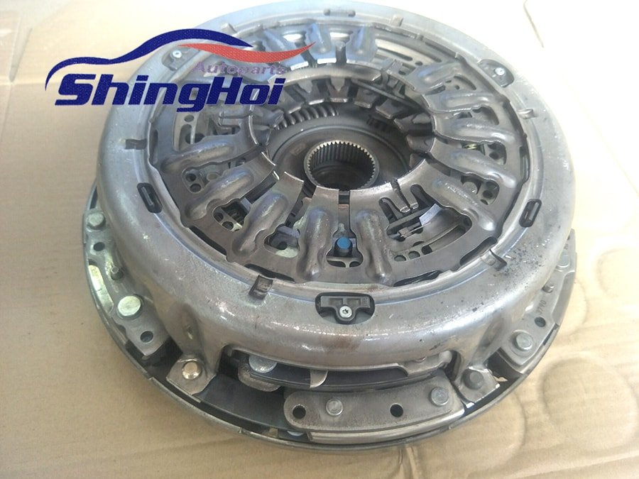 DPS6 DCT250 Clutch for Ford Focus 2011-up